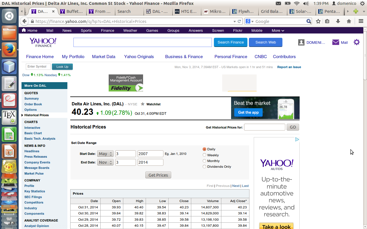 Building a stock trading system